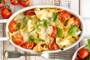 Baked Sorrentine Bow Tie Pasta Photo