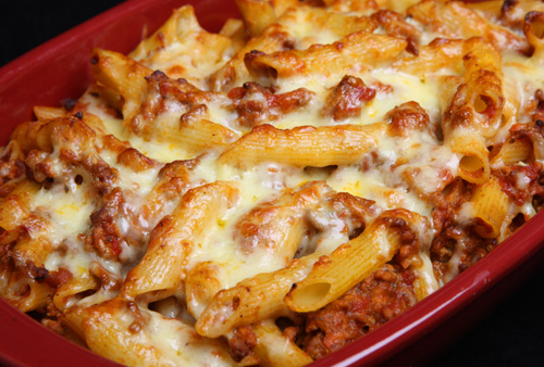 Baked Ziti Photo