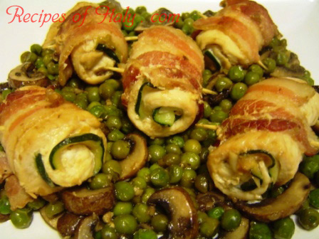 Chicken Braciole with Pancetta Photo