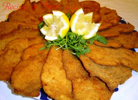 Chicken Cutlets Photo