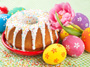 Easter Bundt Cake Photo
