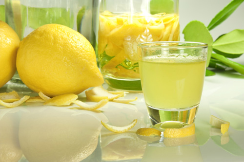 Limoncello Photo