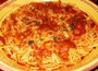 Linguine with Salmon in Tomato Sauce Photo