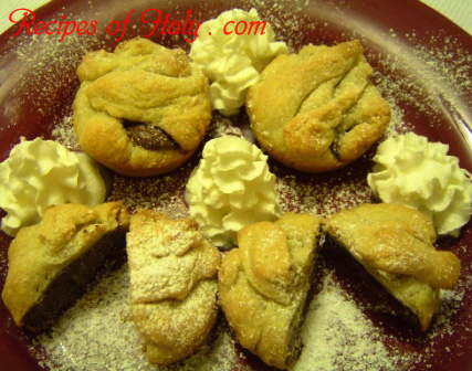 Nutella Puffs Photo