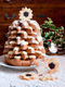 Pandoro Christmas Tree Photo
