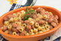Pasta with Beans Photo