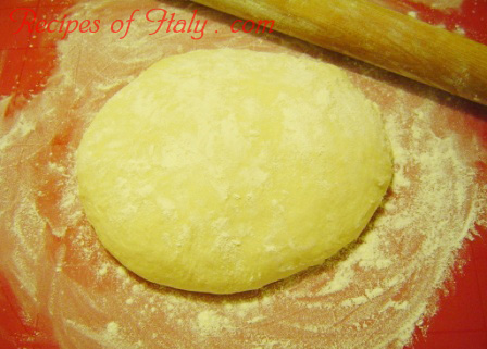 Quick and Easy Pizza Dough Photo