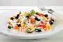 Rice Salad with Vegatables Photo