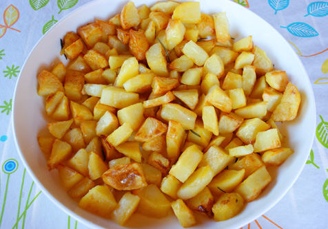 Roasted Potatoes Photo 2