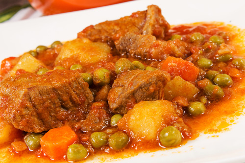 Spezzatino (Beef Stew) Photo