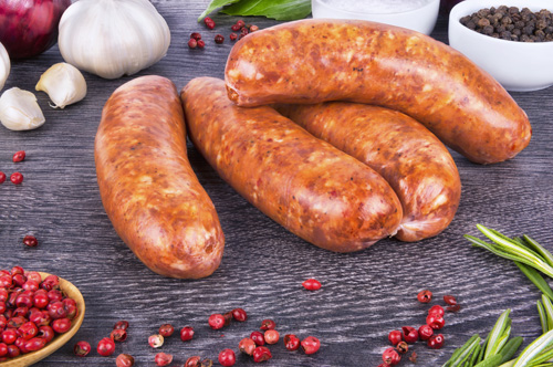 Spicy Italian Sausage Photo