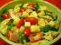 Summer Pasta Salad with Fontina Cheese Photo